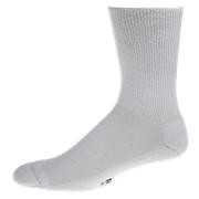 Diabetic Crew (1 pair), White