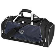 Momentum Large Duffel, Navy with Black