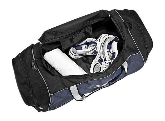 Momentum Medium Duffel, Navy with Black