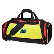 Momentum Medium Duffel, Yellow with Black