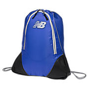 Media Sack Pack, Black with Blue