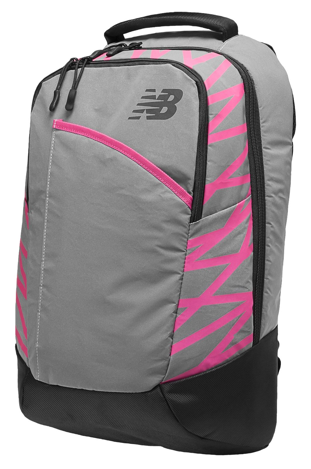 New Balance Reflective Beacon Backpack Adult Pink