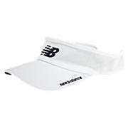 Momentum Visor, White with Navy