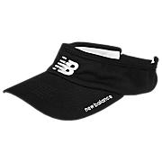 Momentum Visor, Black with White