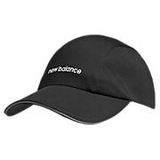 Endurance 3 Panel Mesh Cap, Black