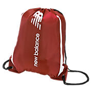 Endurance Drawstring Sackpack, Red