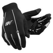 Challenger Running Glove, Black with Grey