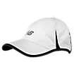 Endurance Club Cap, White with Black
