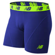 NB Ice Performance Underwear 1 pair, Marine Blue with Toxic