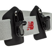 Race Number Belt, Grey