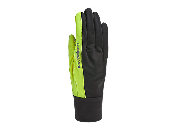 Interval Glove, Hi Viz Yellow with Black