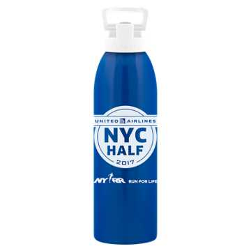 New Balance United NYC Half Waterbottle, Blue
