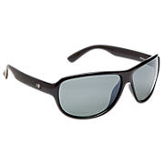 Sunglasses with Polarized Lenses, Black