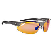 Interchangeable Lens Sunglasses, Black