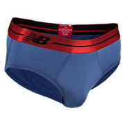 Sport Brief, Blue with Red