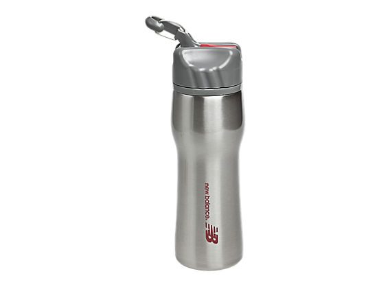 500 mL Steel Water Bottle, Silver
