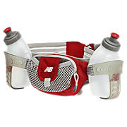 Energy Belt, Grey with Red