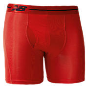 "Sport Brief 6"", Red"