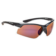 Performance Sunglasses, Black with Copper