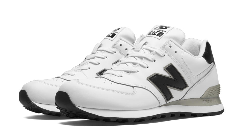 new balance 574 mens leather
