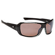 Sunglasses with Polarized Lenses, Grey with Copper