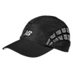 Momentum Stride Cap, Black with Athletic Grey