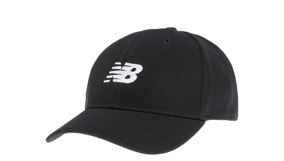 hkt23mph authentic new balance running cap. Black Bedroom Furniture Sets. Home Design Ideas