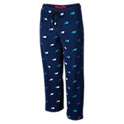 Microfleece Sleepwear, Navy
