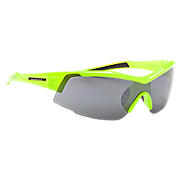 Lightweight Sunglasses, Green with Black