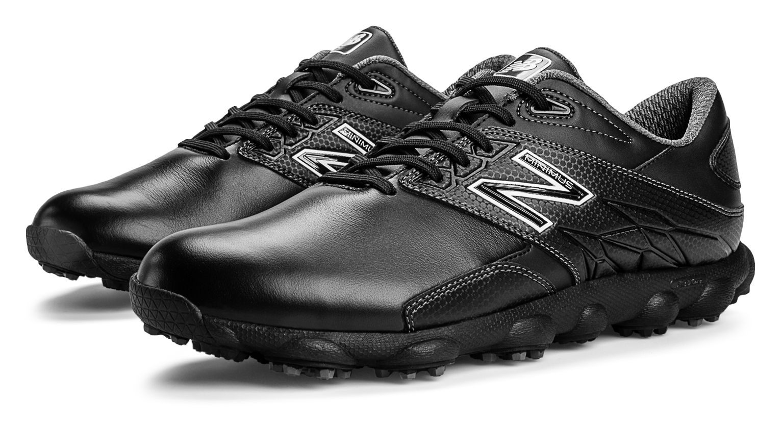 New Balance Mens Minimus Lx Golf Shoes Black