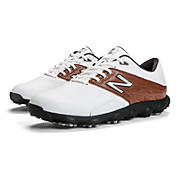 Minimus LX Golf, White with Brown