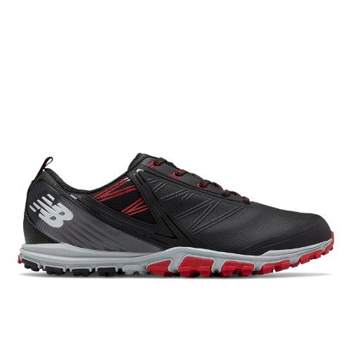 Minimus SL Men's Golf Shoes - Black/Red (NBG1006BR) 889993095398