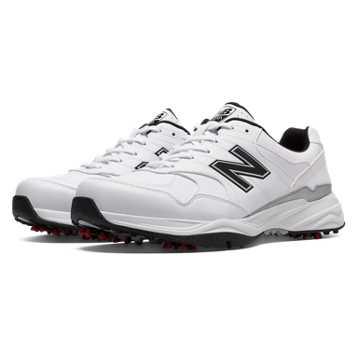 New Balance New Balance Golf 1701, White with Black