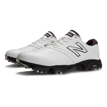 New Balance New Balance Golf 2001, White with Black