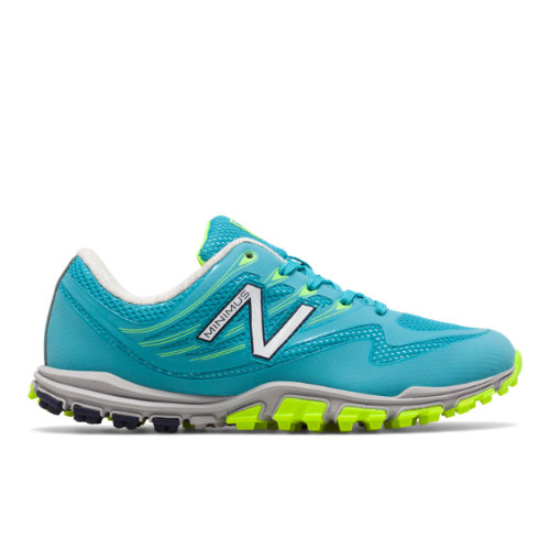 Minimus Golf 1006 Women's Golf Shoes - Blue/Grey/Green (NBGW1006B)
