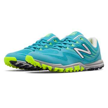 New Balance Minimus Golf 1006, Turquoise with Grey & Lime