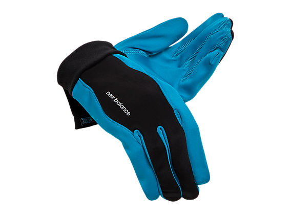 Adapter Glove, Blue Jewel