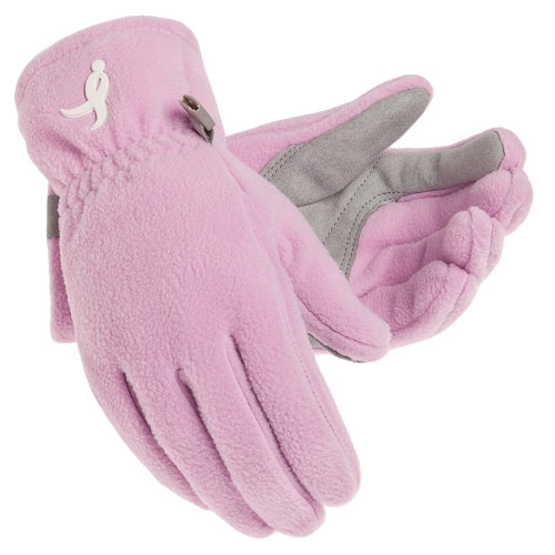 New Balance 024 Women's Kozy Pink Ribbon Glove