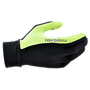Vapor Glove, Black with Hi Viz Yellow