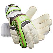 Furon Destroy Glove, White with Green
