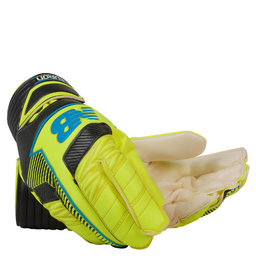 New Balance Furon Dispatch GK Gloves - Hi-Lite (Taille: 10)