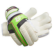 Furon Dynamite Replica Glove, White with Green & Alpha Pink
