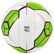 Furon Damage Team Ball, Lime with Alpha Pink