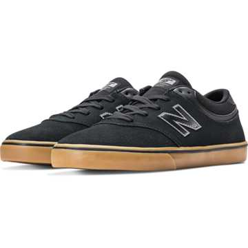New Balance Quincy 254, Black with Gum