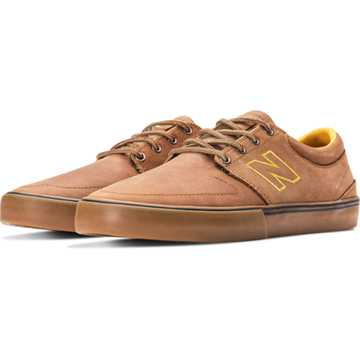 New Balance Brighton 344, Brown with Gum