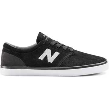 New Balance 345, Black with White