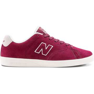 New Balance 505, Burgundy with White