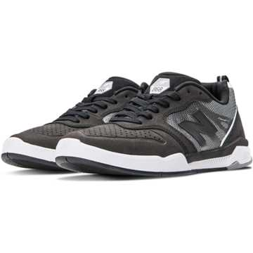 New Balance 868, Black with White
