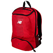 Team Ball Backpack, Scarlet