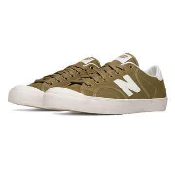 New Balance ProCourt Heritage Canvas, Green Olive